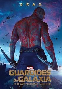 Guardiões da Galáxia - Poster / Capa / Cartaz - Oficial 24
