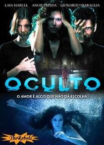 Oculto - Poster / Capa / Cartaz - Oficial 2