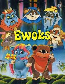 Ewoks (1º Temporada) - Poster / Capa / Cartaz - Oficial 4