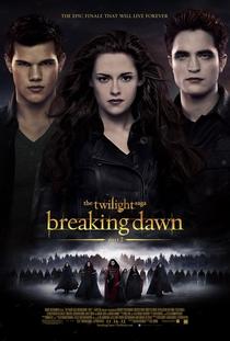 A Saga Crepúsculo: Amanhecer - Parte 2 - Poster / Capa / Cartaz - Oficial 3