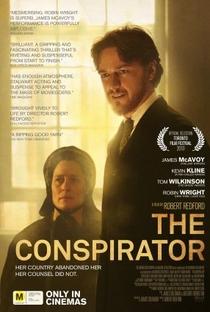 Conspiração Americana - Poster / Capa / Cartaz - Oficial 4
