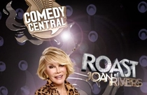 Comedy Central Roast of Joan Rivers - Poster / Capa / Cartaz - Oficial 1