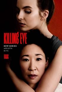 Killing Eve (1ª Temporada) - Poster / Capa / Cartaz - Oficial 1