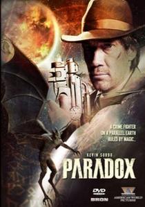 Paradox - O Mundo Paralelo - Poster / Capa / Cartaz - Oficial 2