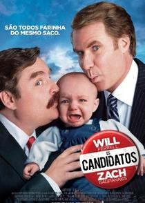 Os Candidatos - Poster / Capa / Cartaz - Oficial 1