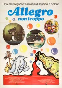 Música e Fantasia - Poster / Capa / Cartaz - Oficial 3