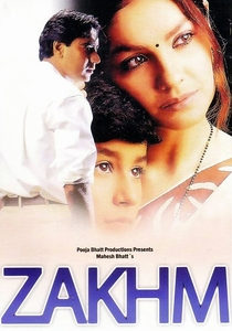 Zakhm - Poster / Capa / Cartaz - Oficial 1
