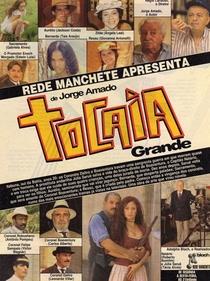 Tocaia Grande - Poster / Capa / Cartaz - Oficial 1