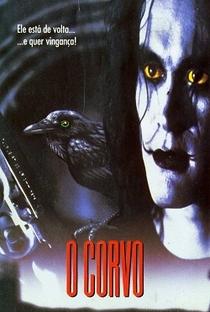 O Corvo - Poster / Capa / Cartaz - Oficial 12
