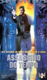 Assassino do Tempo - Poster / Capa / Cartaz - Oficial 2