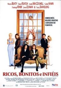 Ricos, Bonitos e Infiéis - Poster / Capa / Cartaz - Oficial 3