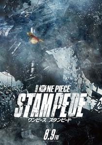 One Piece Stampede - Poster / Capa / Cartaz - Oficial 1