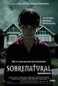 Sobrenatural - Poster / Capa / Cartaz - Oficial 2