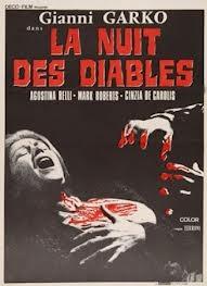 A Noite dos Demônios - Poster / Capa / Cartaz - Oficial 3