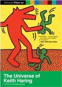 O Universo de Keith Haring - Poster / Capa / Cartaz - Oficial 1