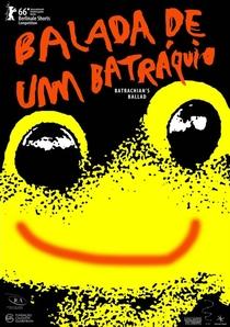 Balada de Um Batráquio - Poster / Capa / Cartaz - Oficial 1