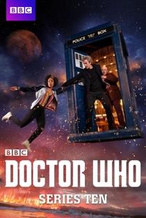 Doctor Who (10ª Temporada) - Poster / Capa / Cartaz - Oficial 1