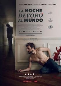 A Noite Devorou o Mundo - Poster / Capa / Cartaz - Oficial 2