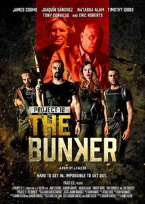 Project 12: The Bunker - Poster / Capa / Cartaz - Oficial 2