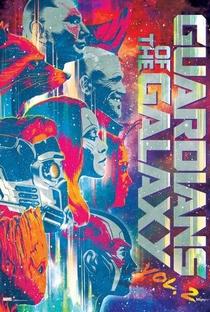 Guardiões da Galáxia Vol. 2 - Poster / Capa / Cartaz - Oficial 6