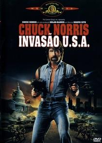 Invasão U.S.A - Poster / Capa / Cartaz - Oficial 1