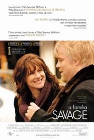 A Família Savage - Poster / Capa / Cartaz - Oficial 3
