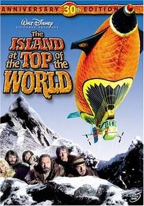A Ilha do Topo do Mundo - Poster / Capa / Cartaz - Oficial 4