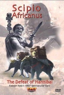 Scipião, o Africano - Poster / Capa / Cartaz - Oficial 1