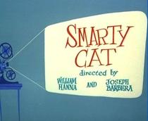 Smarty Cat - Poster / Capa / Cartaz - Oficial 1