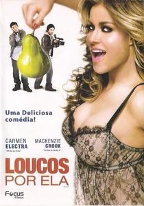 Loucos Por Ela - Poster / Capa / Cartaz - Oficial 4