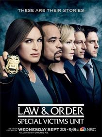 Law & Order: Special Victims Unit (17ª Temporada) - Poster / Capa / Cartaz - Oficial 1