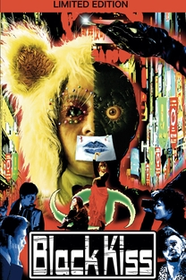 Black Kiss - Poster / Capa / Cartaz - Oficial 12
