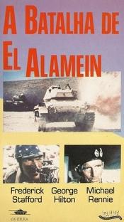 A Batalha de El Alamein - Poster / Capa / Cartaz - Oficial 3