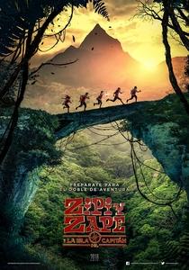 Zipi y Zape y la Isla del Capitán - Poster / Capa / Cartaz - Oficial 2