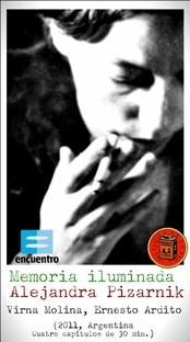 Memoria Iluminada: Alejandra Pizarnik - Poster / Capa / Cartaz - Oficial 1