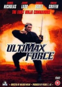 Ninja Force - Os Combatentes da Morte - Poster / Capa / Cartaz - Oficial 1
