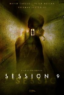Sessão 9 - Poster / Capa / Cartaz - Oficial 1