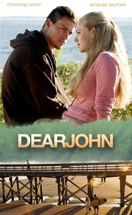 Querido John - Poster / Capa / Cartaz - Oficial 5