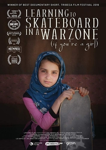 Learning to Skateboard in a Warzone (If You're a Girl) - Poster / Capa / Cartaz - Oficial 1