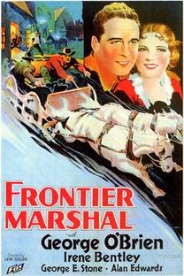 A Lei da Fronteira - Poster / Capa / Cartaz - Oficial 2