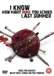 I Know How Many Runs You Scored Last Summer - Poster / Capa / Cartaz - Oficial 1