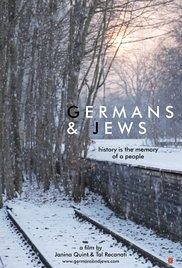 Germans & Jews - Poster / Capa / Cartaz - Oficial 1