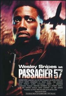 Passageiro 57 - Poster / Capa / Cartaz - Oficial 5