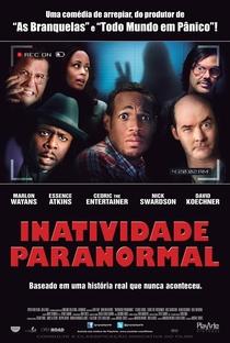 Inatividade Paranormal - Poster / Capa / Cartaz - Oficial 3