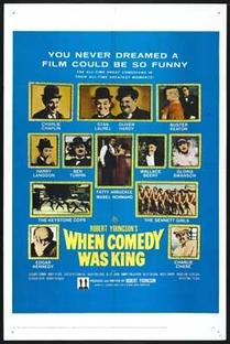 Os Reis da Comédia - Poster / Capa / Cartaz - Oficial 1