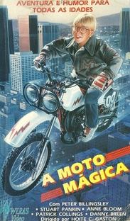 A Moto Mágica - Poster / Capa / Cartaz - Oficial 2