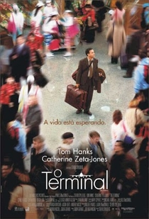 O Terminal - Poster / Capa / Cartaz - Oficial 4