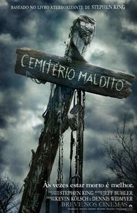 Cemitério Maldito - Poster / Capa / Cartaz - Oficial 1