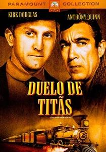 Duelo de Titãs - Poster / Capa / Cartaz - Oficial 2