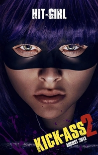 Kick-Ass 2 - Poster / Capa / Cartaz - Oficial 4